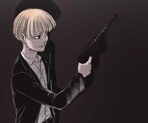 anime, aot, and yelena image