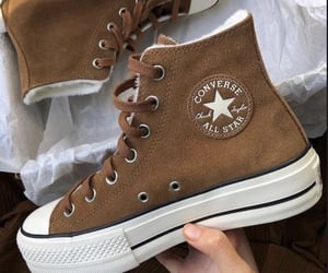 shoes, sneakers, and converse image