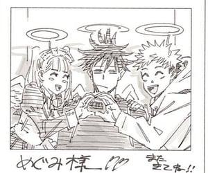 anime girl, kawaii, and manga image