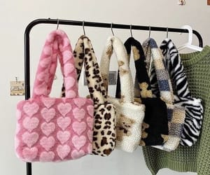 bag, fashion, and handbag image