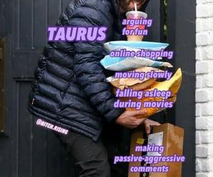 astrology, celebrity, and meme image