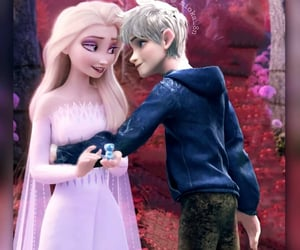 animation, jack frost, and movie image
