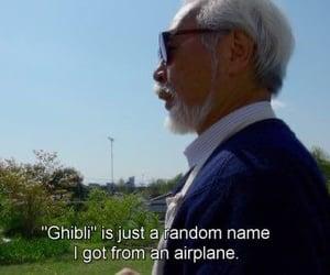 Hayao Miyazaki and studio ghibli image