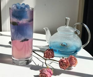 drink, aesthetic, and tea image