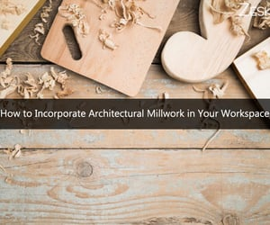architectural, workspace, and millwork image