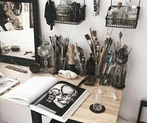 art, paint, and draw image