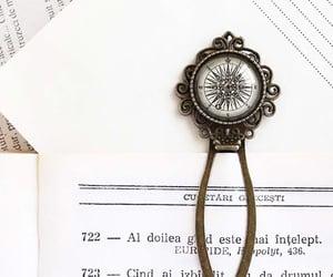 bookmark, bookmarks, and handmade bookmark image