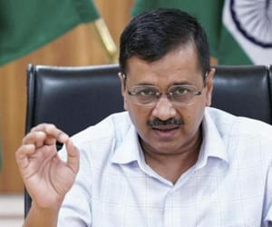 arvind kejriwal, aam aadmi party, and contest elections image