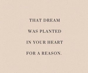 Dream, motivation, and positivity image