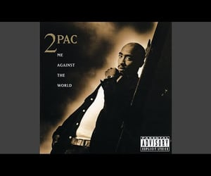 2pac, video, and me against the world image
