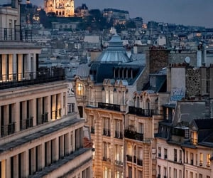 apartments, beautiful places, and rooftops image