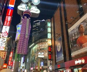 japanese, shibuya, and street image