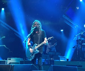 foo fighters, dave grohl, and rock image