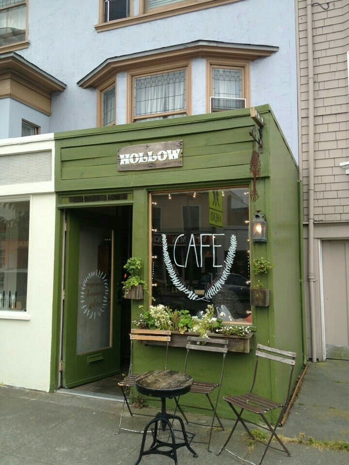green, aesthetic, and cafe image