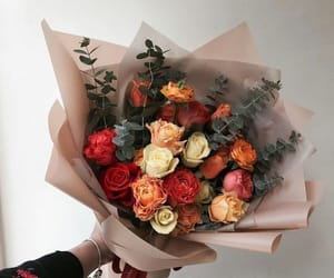 flowers, nature, and bouquet image