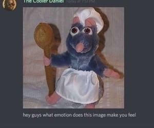 meme, ratatouille, and discord image