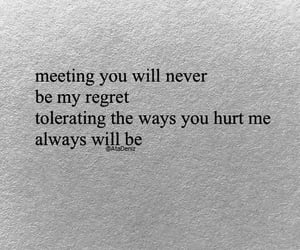 quotes, words, and hurt image