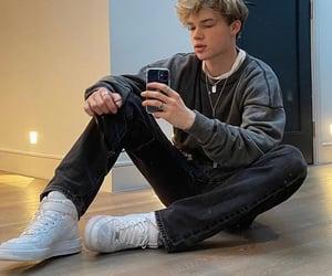 boy, instagram, and maxragan image