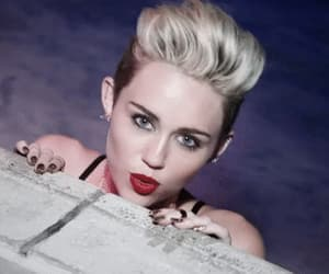 gif and miley cyrus image