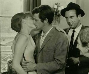 60's, amor, and jean paul belmondo image