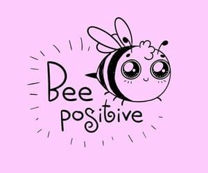 bee, black, and english image