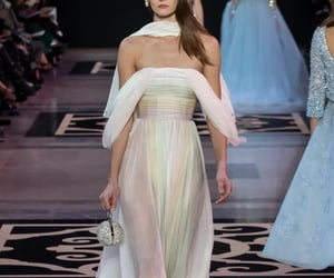 Georges Hobeika, haute couture, and runway image