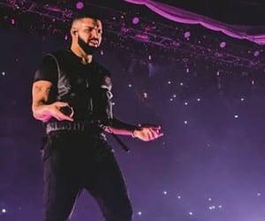 6, concert, and Drake image