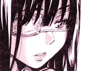 manga, icon, and anime image