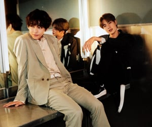 aesthetic, v, and kim seok jin image