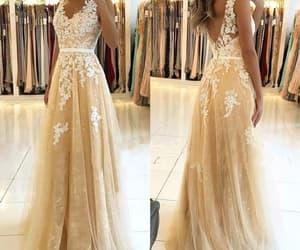 robe de soirée, vestido de fiesta, and cheap prom dress image