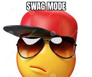 meme, memes, and swag :) image