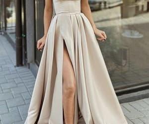 simple prom dress, 2021 prom dress, and vestido de fiesta image