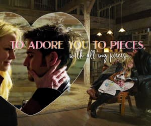 aesthetic, gif, and once upon a time image