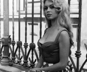 black, brigitte, and brigitte bardot image