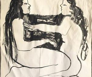 charcoal and art image