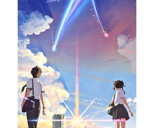 truelove, anime, and yourname image