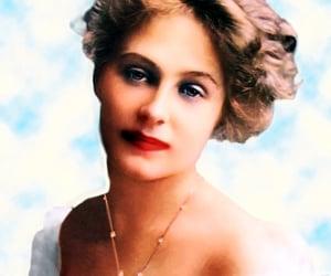 woman, young, and beautifu image