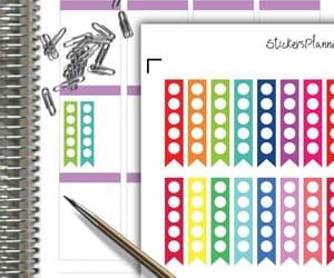 etsy, planner sticker, and erin condren planner image