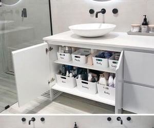 bathroom, diy, and home image