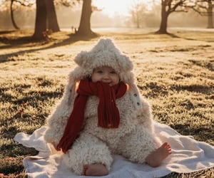 adorable, baby, and children image