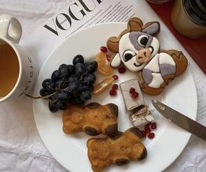 grape, tea, and vogue image
