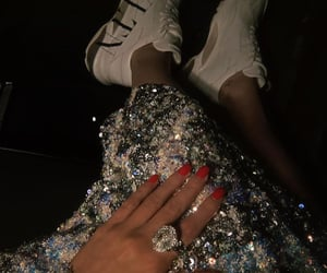 accessories, embellished, and shimmering image