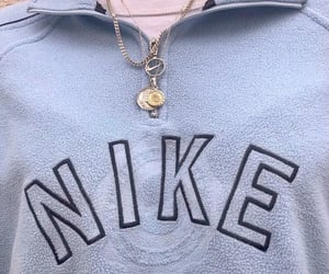 blue, designer, and hoodie image