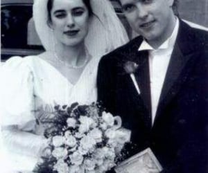 robert smith, wedding, and the cure image
