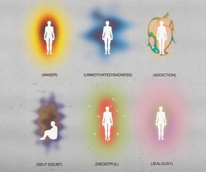 energy, meditation, and spiritual awakening image