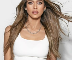 actress, celeb, and style hair image