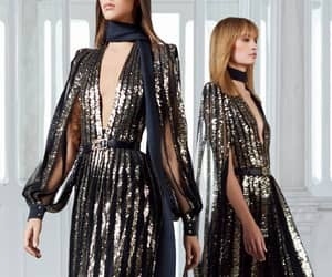 Couture, dress, and elie saab image