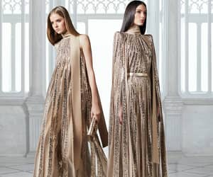 Couture, elie saab, and model image