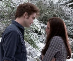 kristen stewart, bella swan, and robert pattinson image