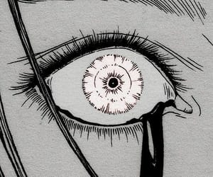 anime, eyes, and icons image